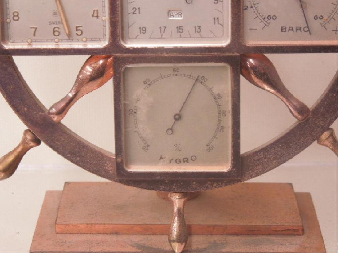1940's Angelus Naveo Model Clock - 4