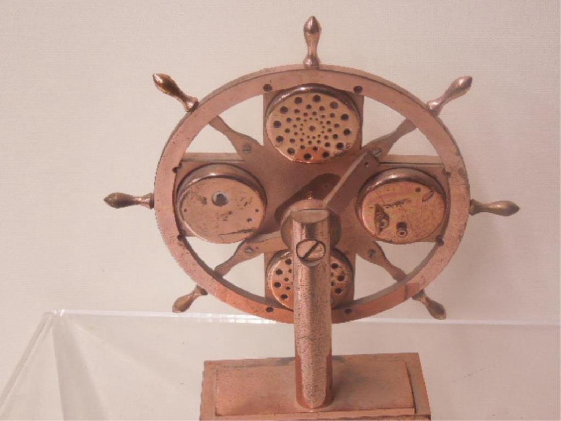 1940's Angelus Naveo Model Clock - 5