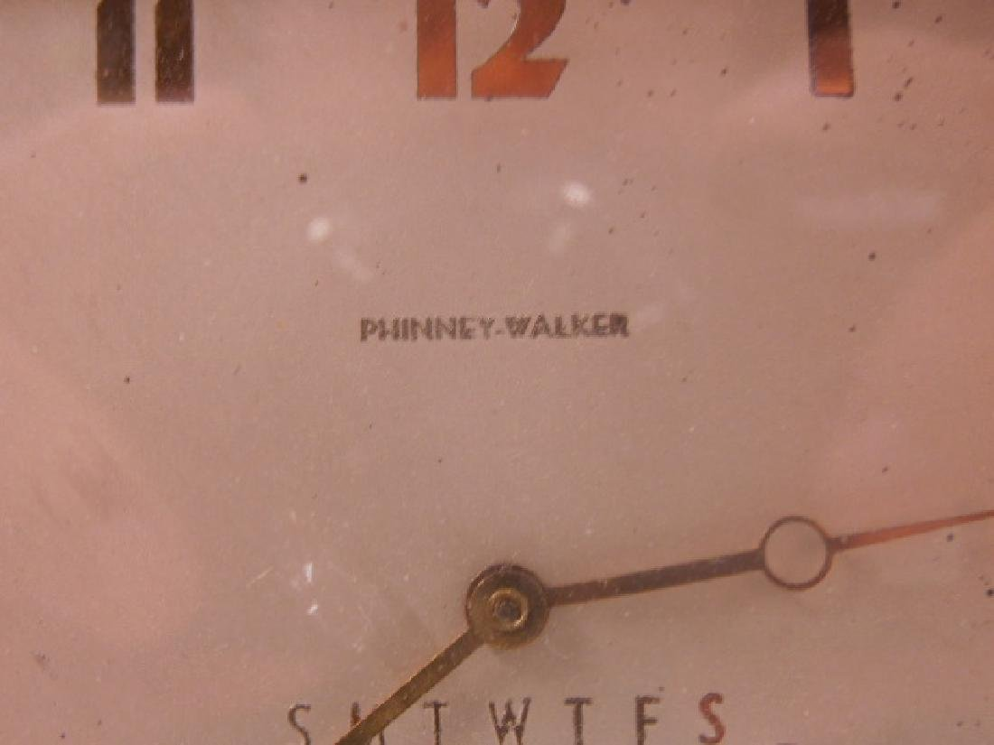 Phinney-Walker Perpetual Calendar Clock - 2