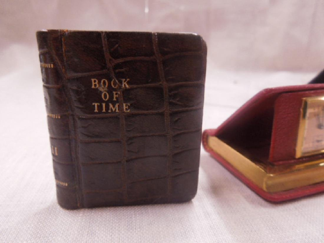 Book of Time Pop-Up Timepieces - 5