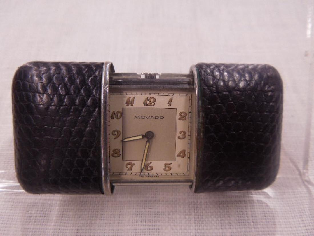 1940's Movado Ladies Purse Watch