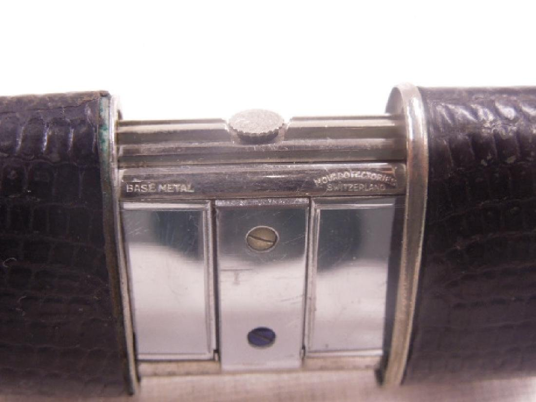 1940's Movado Ladies Purse Watch - 5