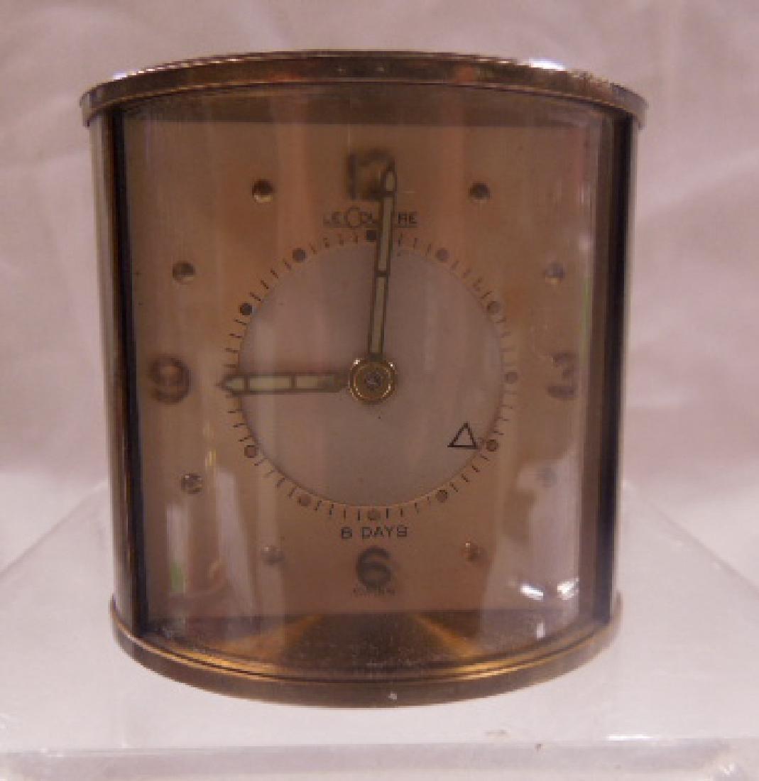 Jaeger LeCoultre Travel Alarm Clock