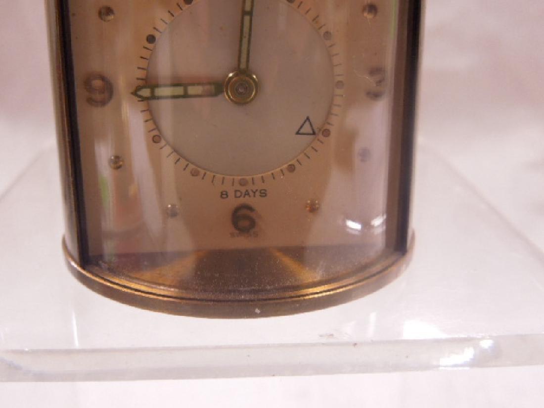 Jaeger LeCoultre Travel Alarm Clock - 2