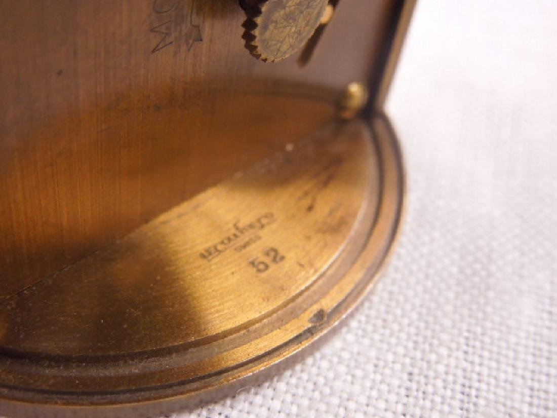 Jaeger LeCoultre Travel Alarm Clock - 6