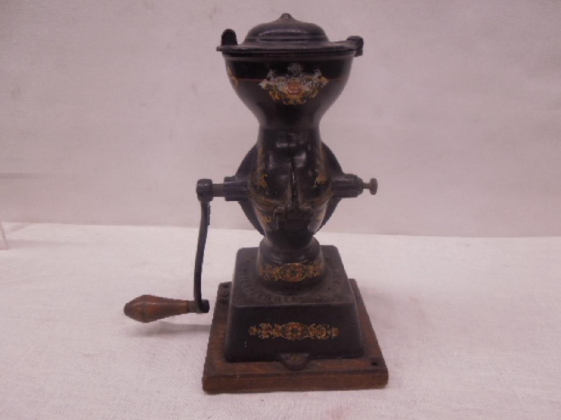 Enterprise No. 1 Cast Iron Coffee Grinder