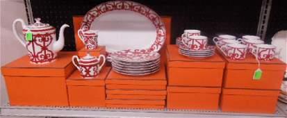 Hermes Balcon du Guadalquivir Dinnerware