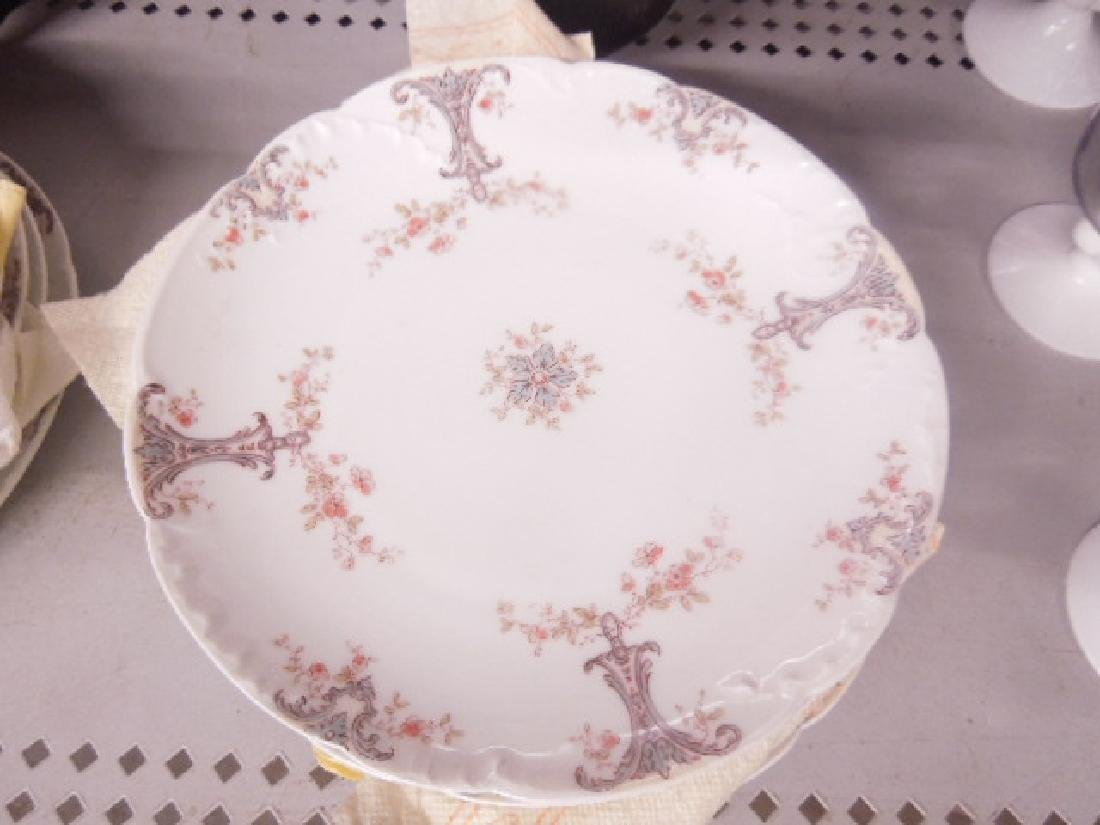 Haviland & Co. Limoges Ice Cream Set - 2