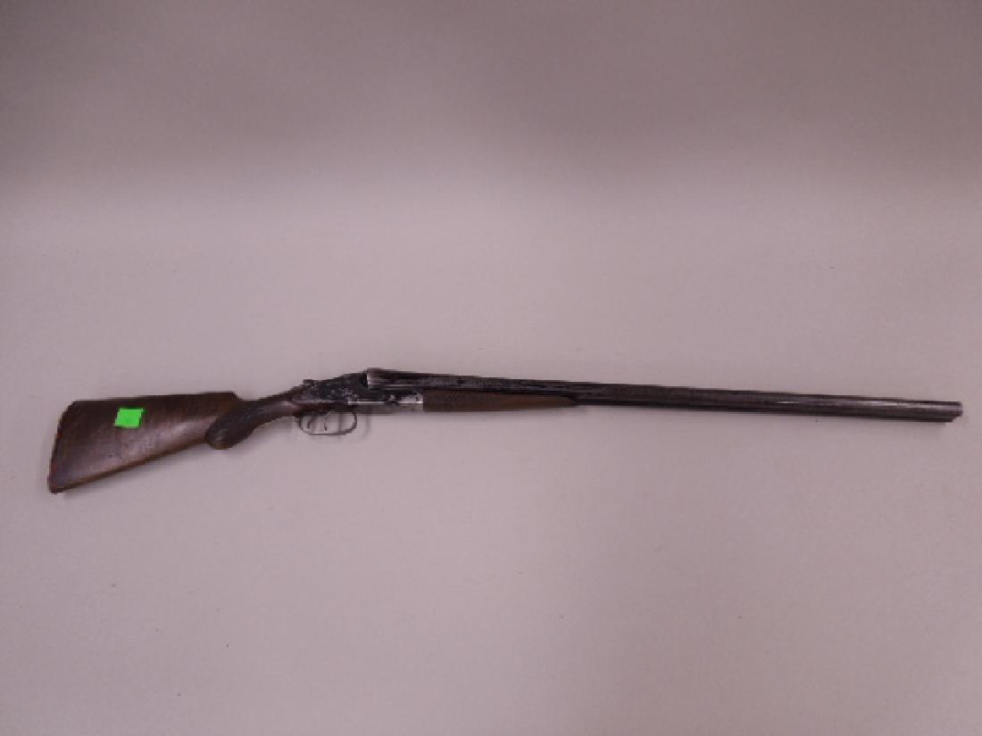 Batavia 12 Gauge Twin Barrel Shotgun