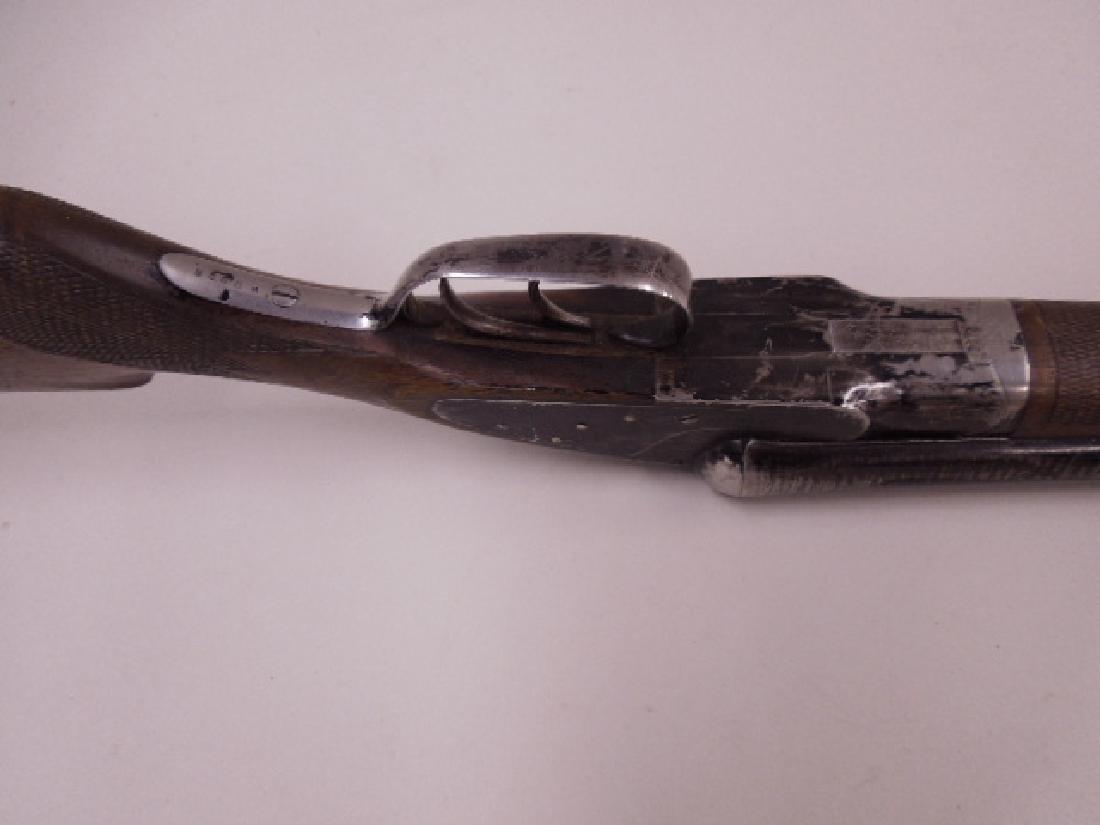 Batavia 12 Gauge Twin Barrel Shotgun - 4
