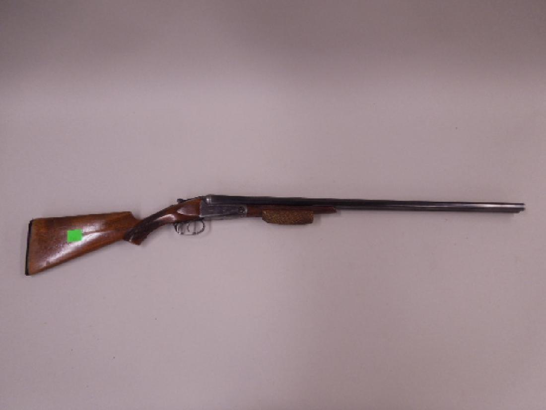 Parker 12.ga. Twin Barrel Shotgun