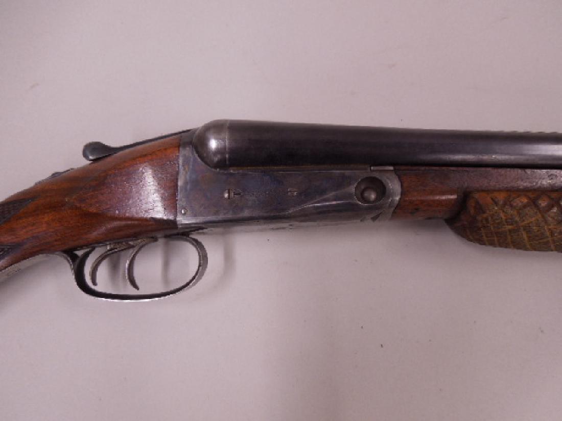 Parker 12.ga. Twin Barrel Shotgun - 2