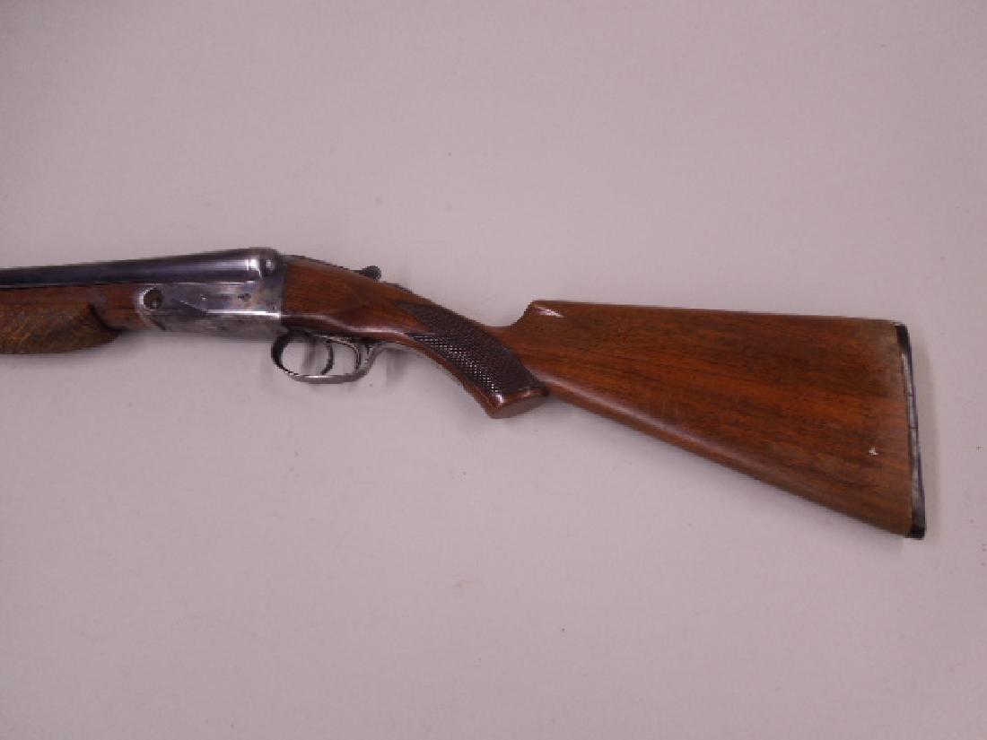 Parker 12.ga. Twin Barrel Shotgun - 5