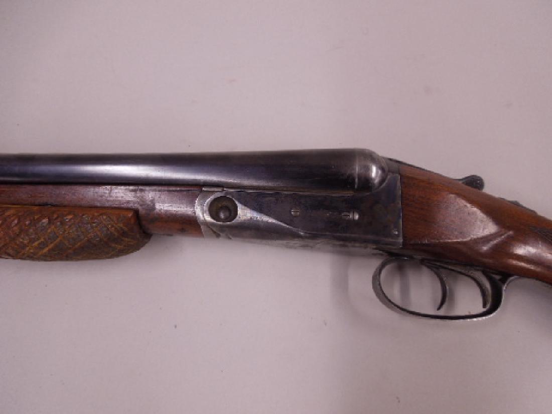 Parker 12.ga. Twin Barrel Shotgun - 6