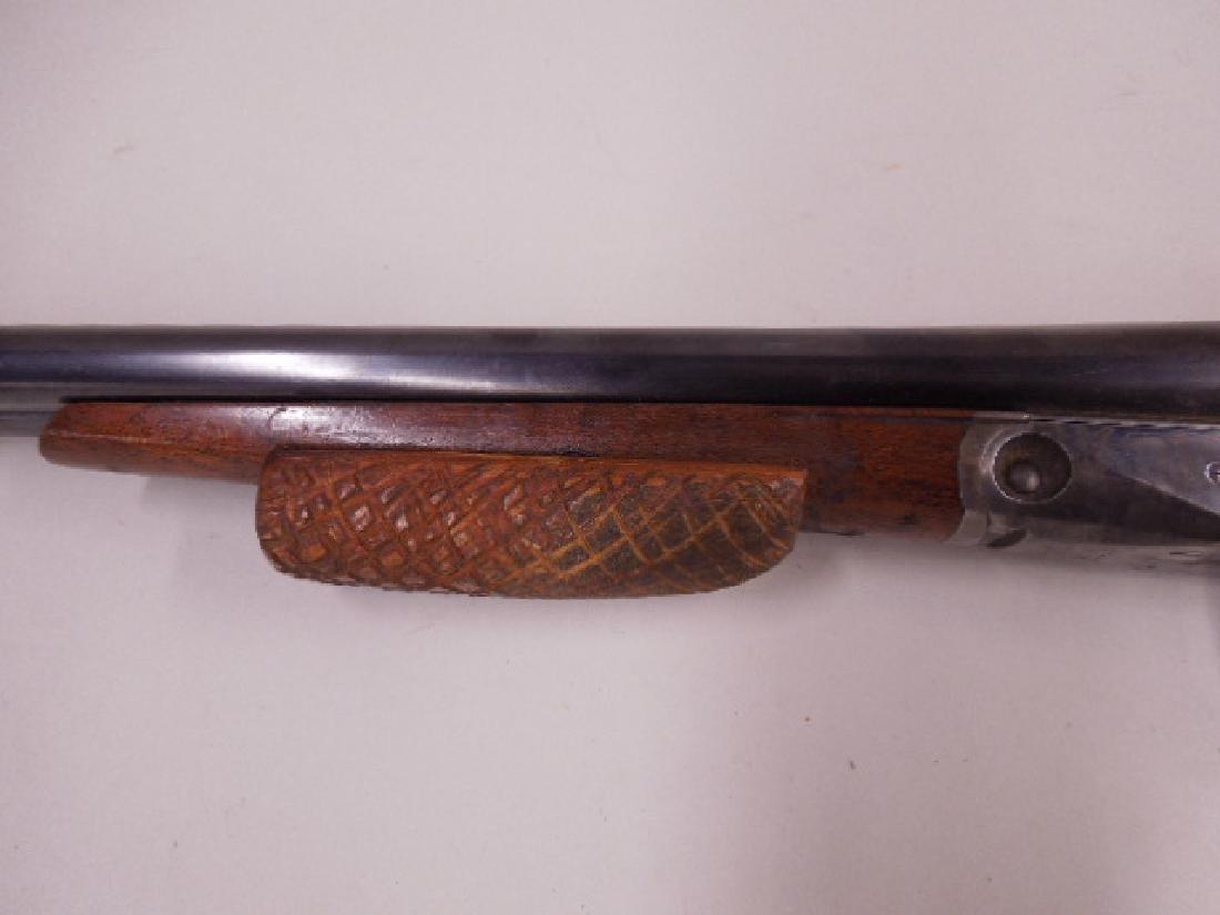 Parker 12.ga. Twin Barrel Shotgun - 7