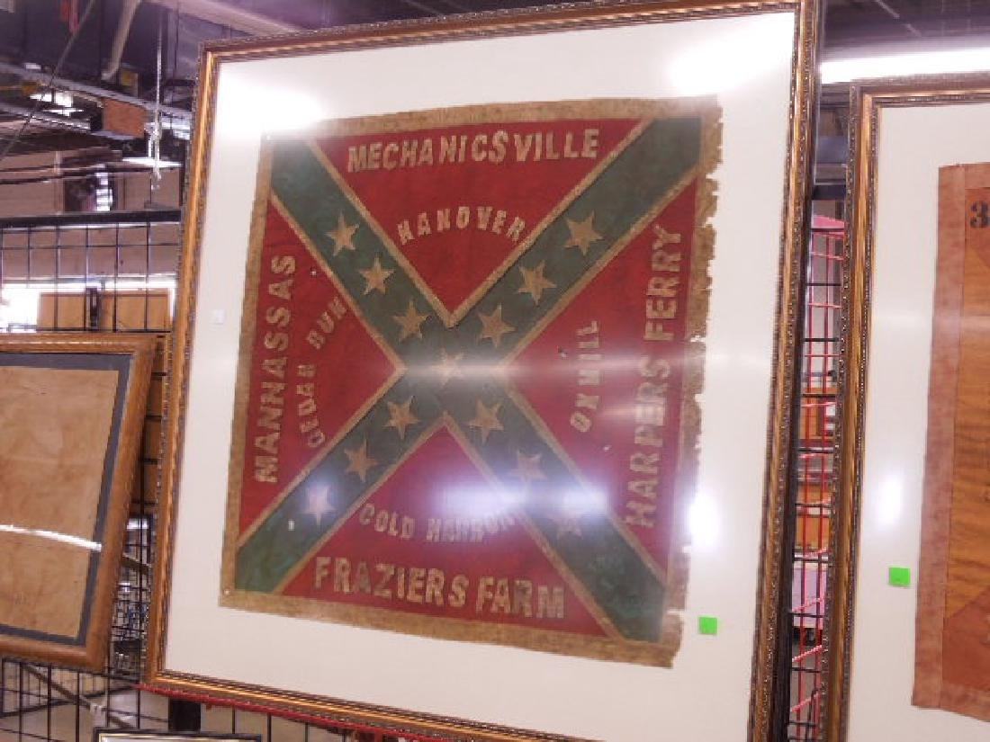 Framed UCV 18th Regiment North Carolina