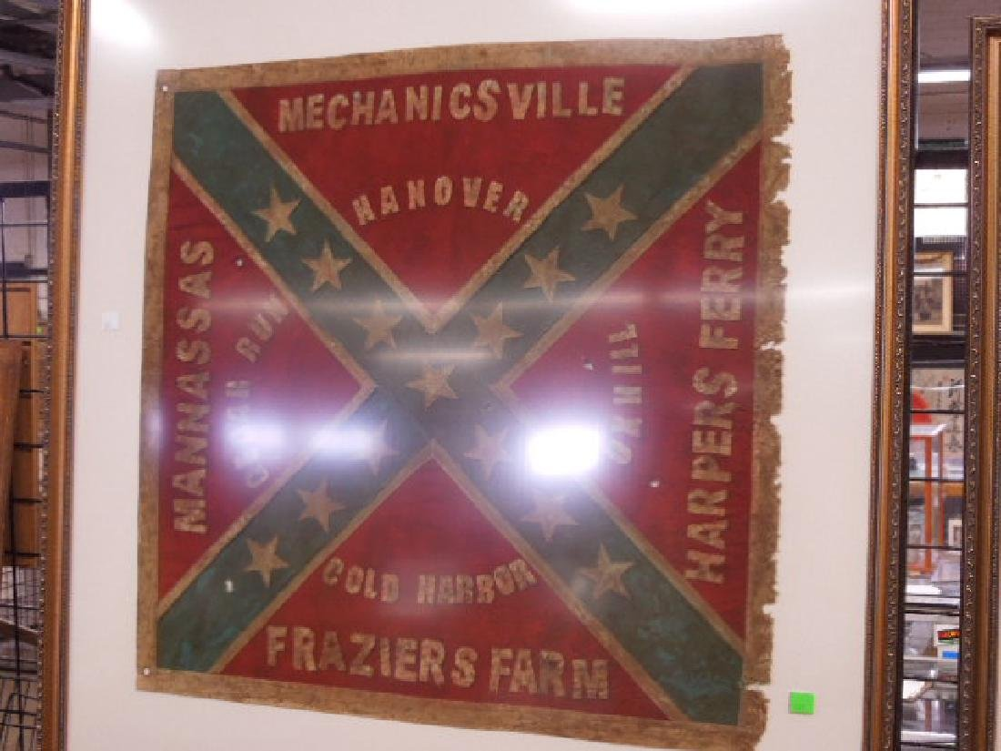 Framed UCV 18th Regiment North Carolina - 2
