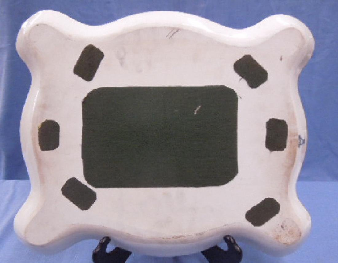 Paris Porcelain Dresser Tray - 2