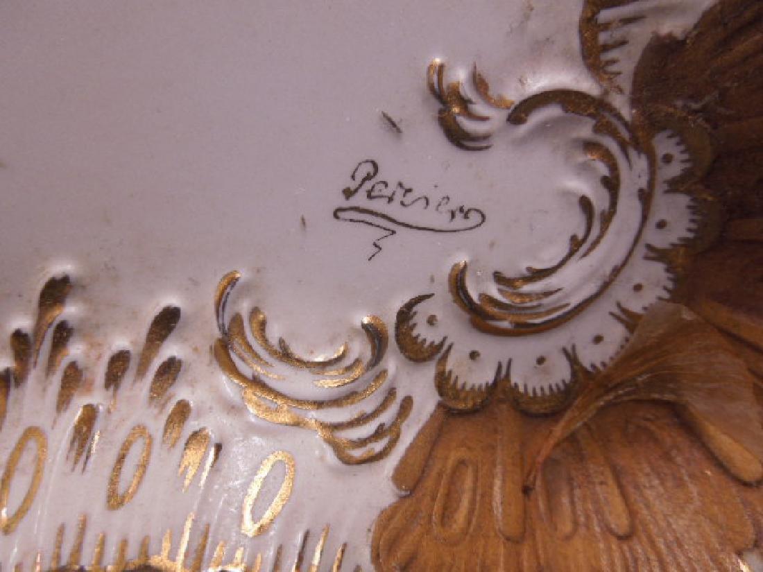 Paris Porcelain Dresser Tray - 5