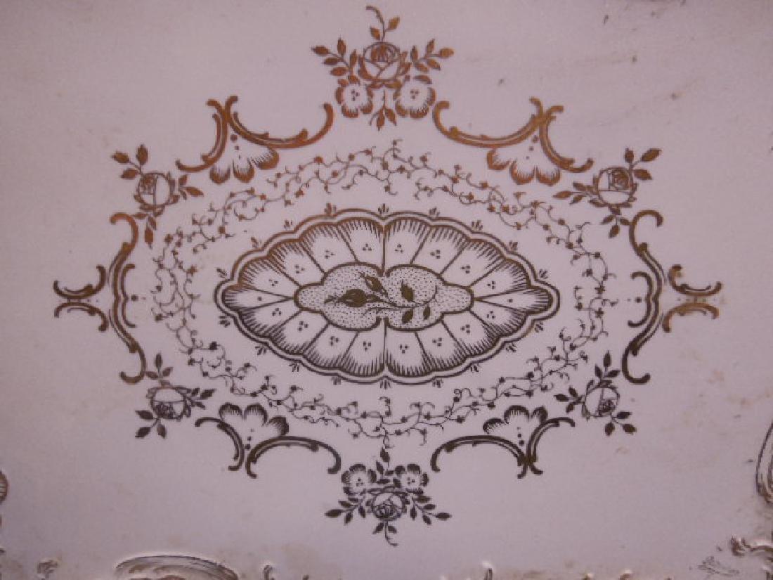 Paris Porcelain Dresser Tray - 7