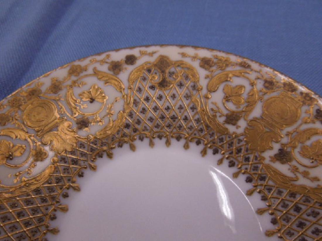 Dresden Porcelain Cabinet Cup & Saucer - 6