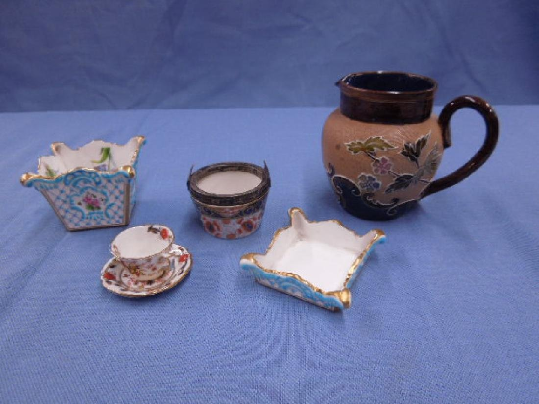 English Pottery & Porcelain Lot