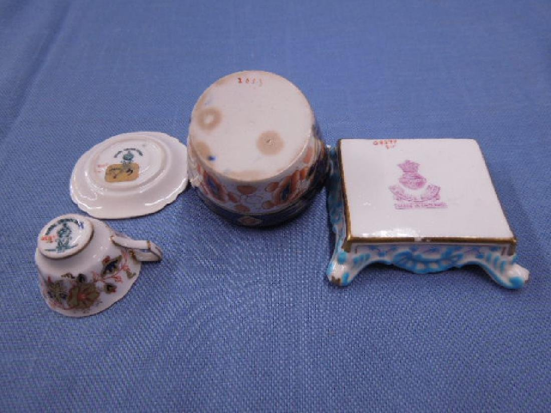 English Pottery & Porcelain Lot - 2