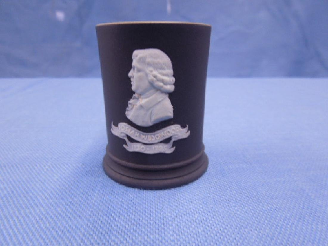 Wedgwood Commemorative Toothpick Holder - 2
