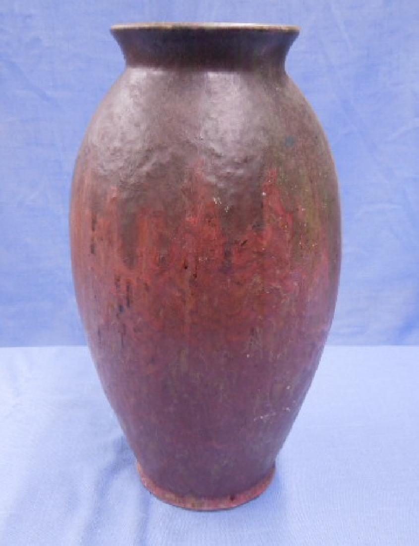 Roseville Pottery Co. Carnelian II Vase - 2