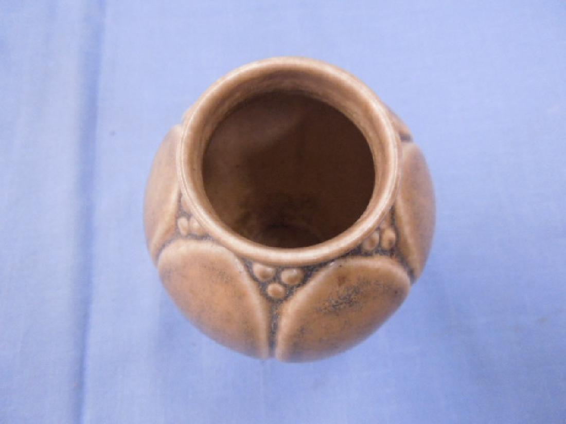 Rookwood Pottery Mat Glaze Vase - 3
