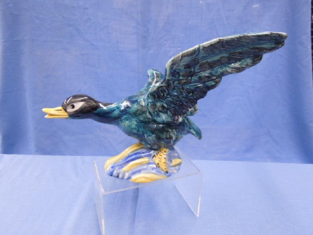 Stangl Pottery Flying Duck - 2