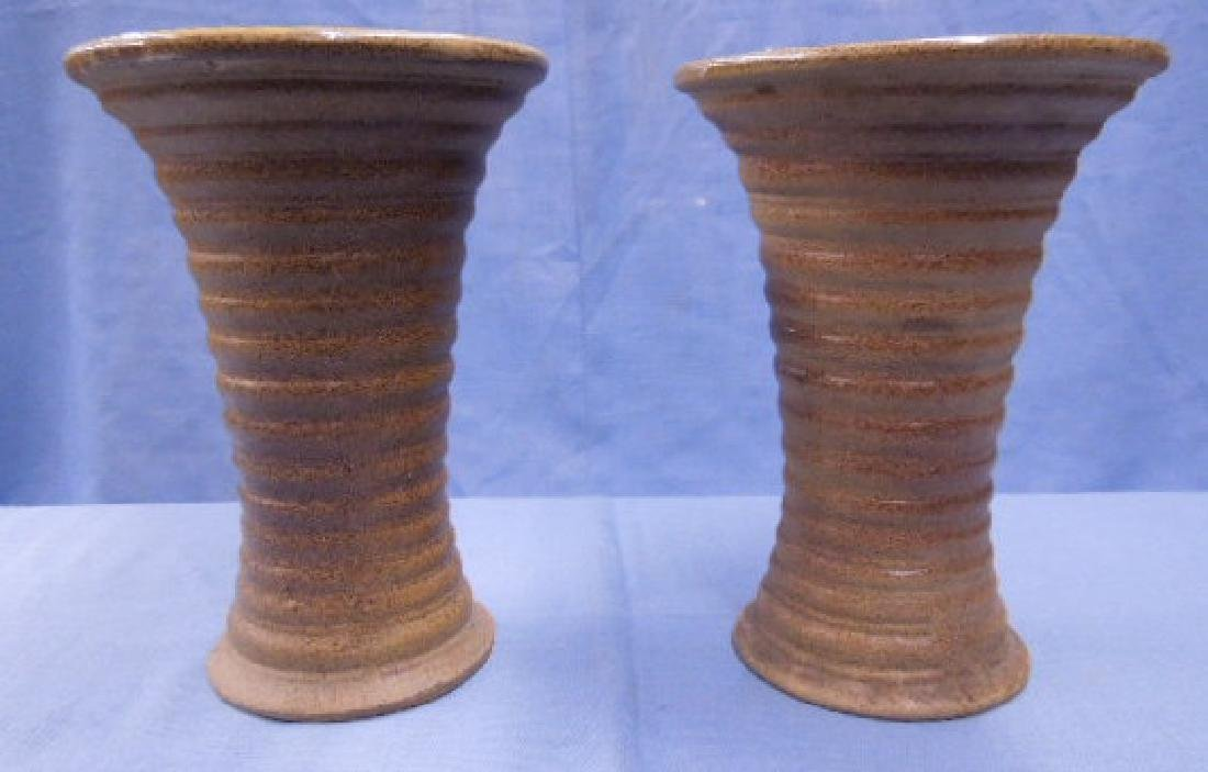Red Wing Art Pottery Vases