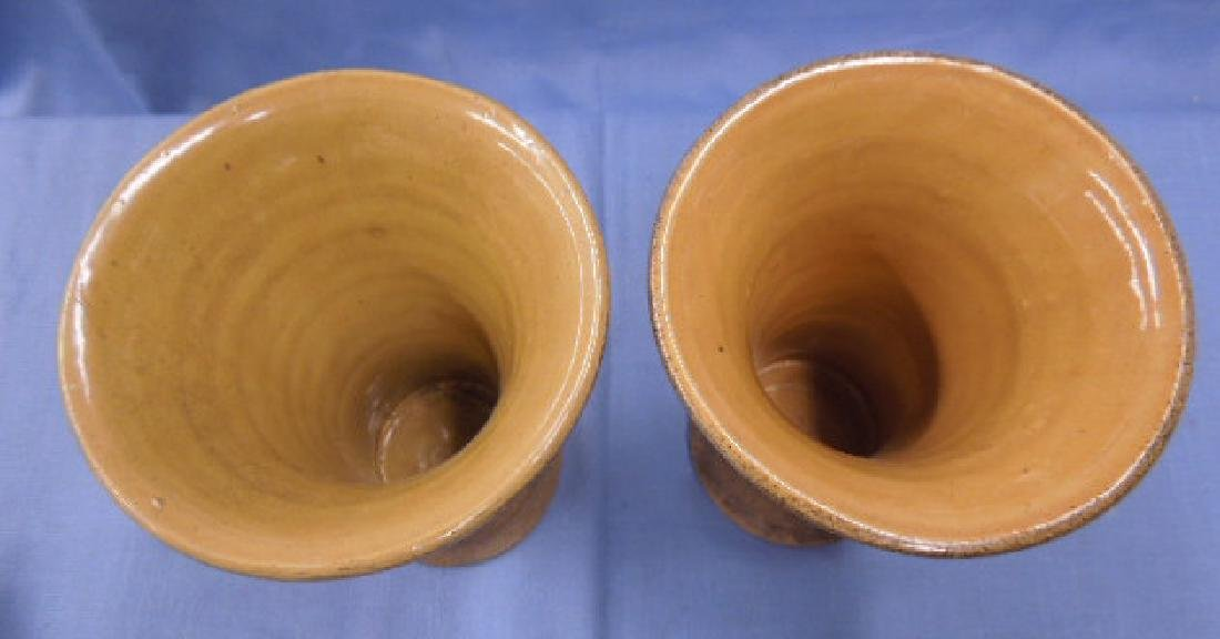 Red Wing Art Pottery Vases - 2