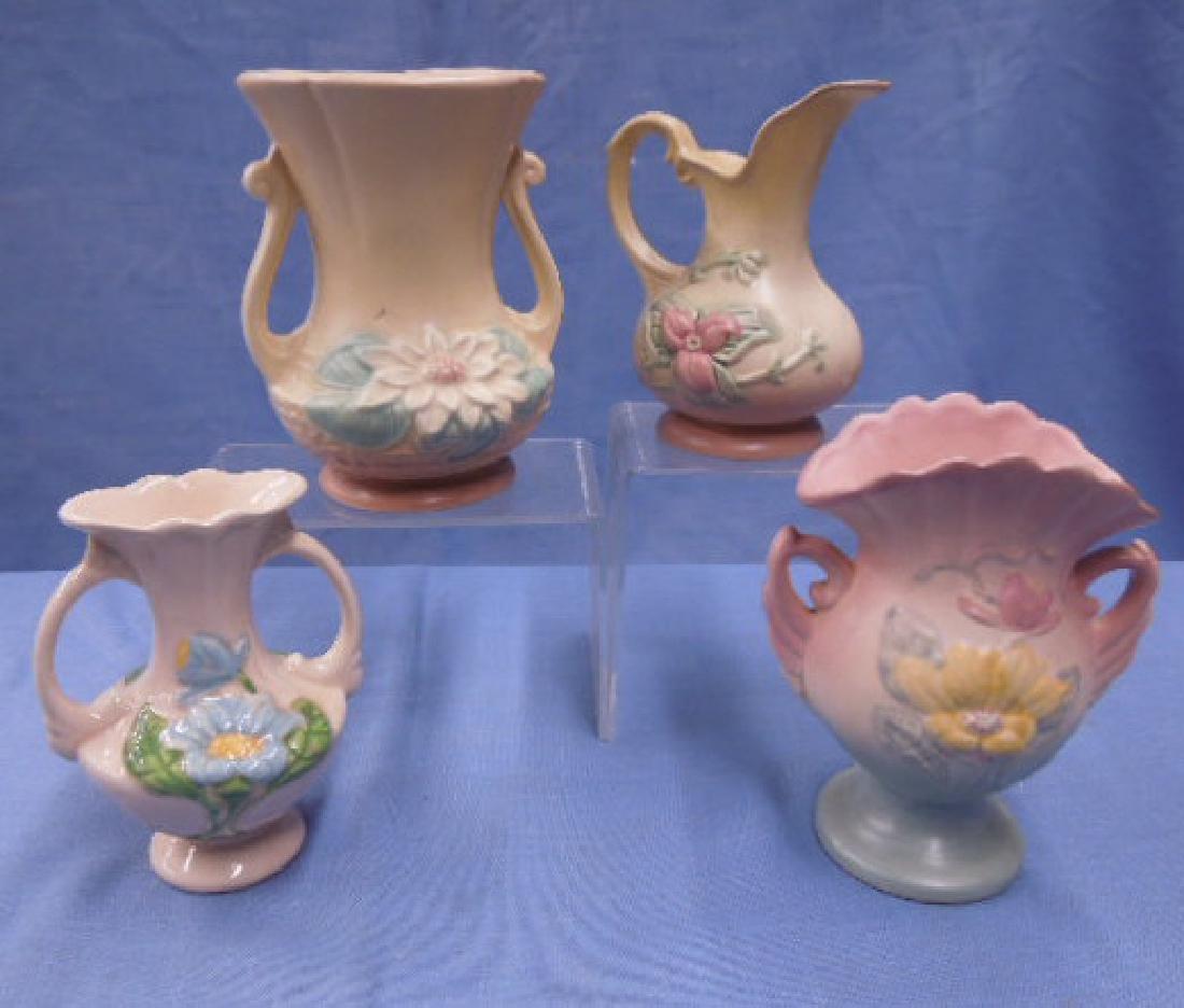 Hull Art Pottery Vases