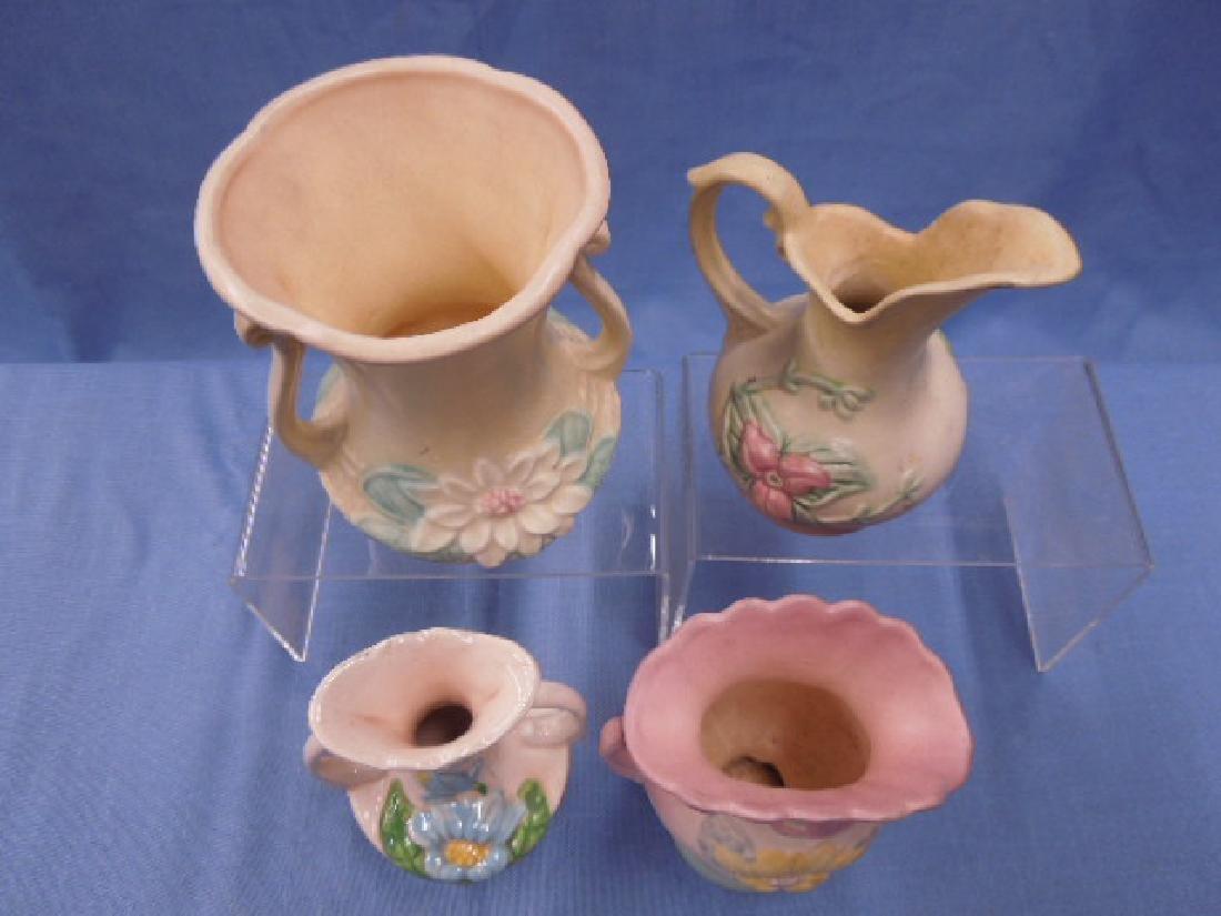 Hull Art Pottery Vases - 2