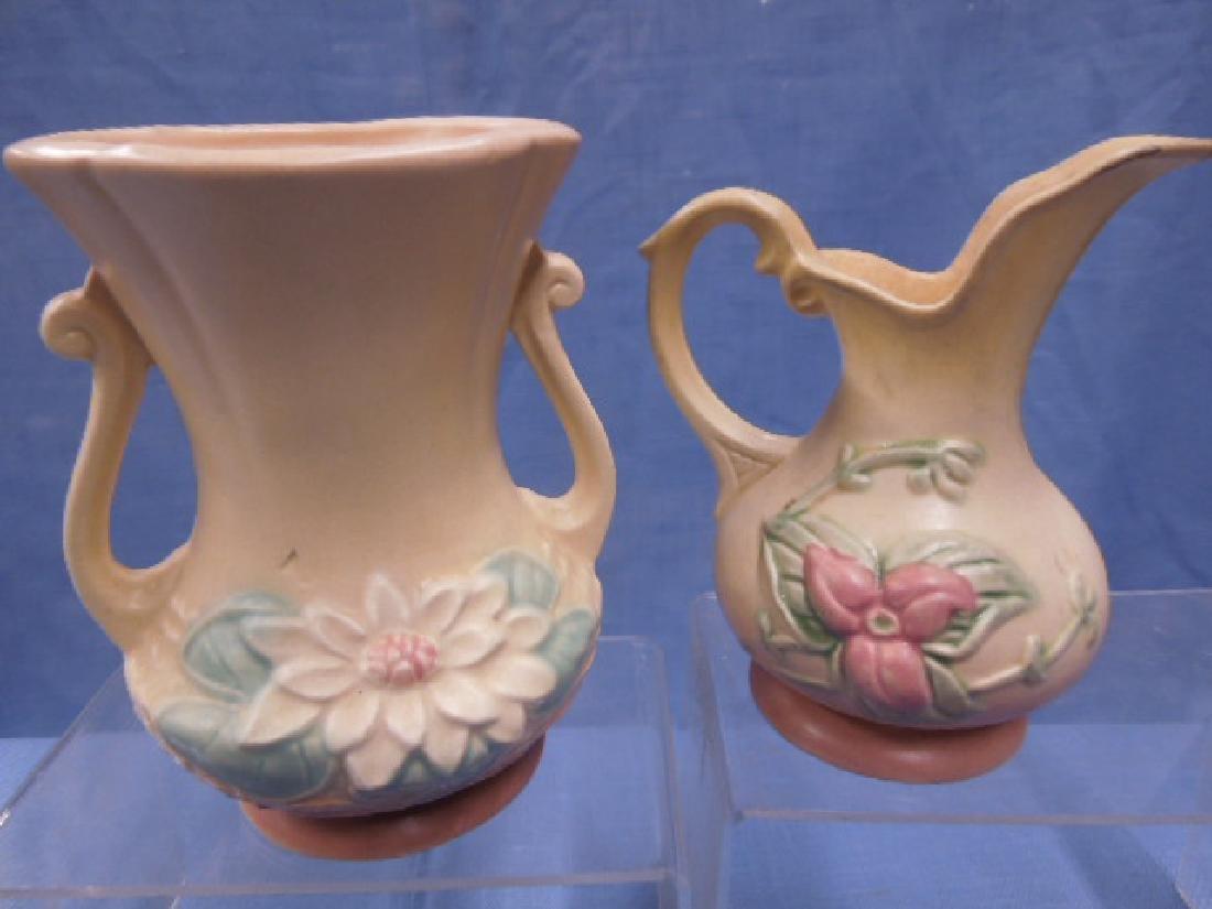 Hull Art Pottery Vases - 3