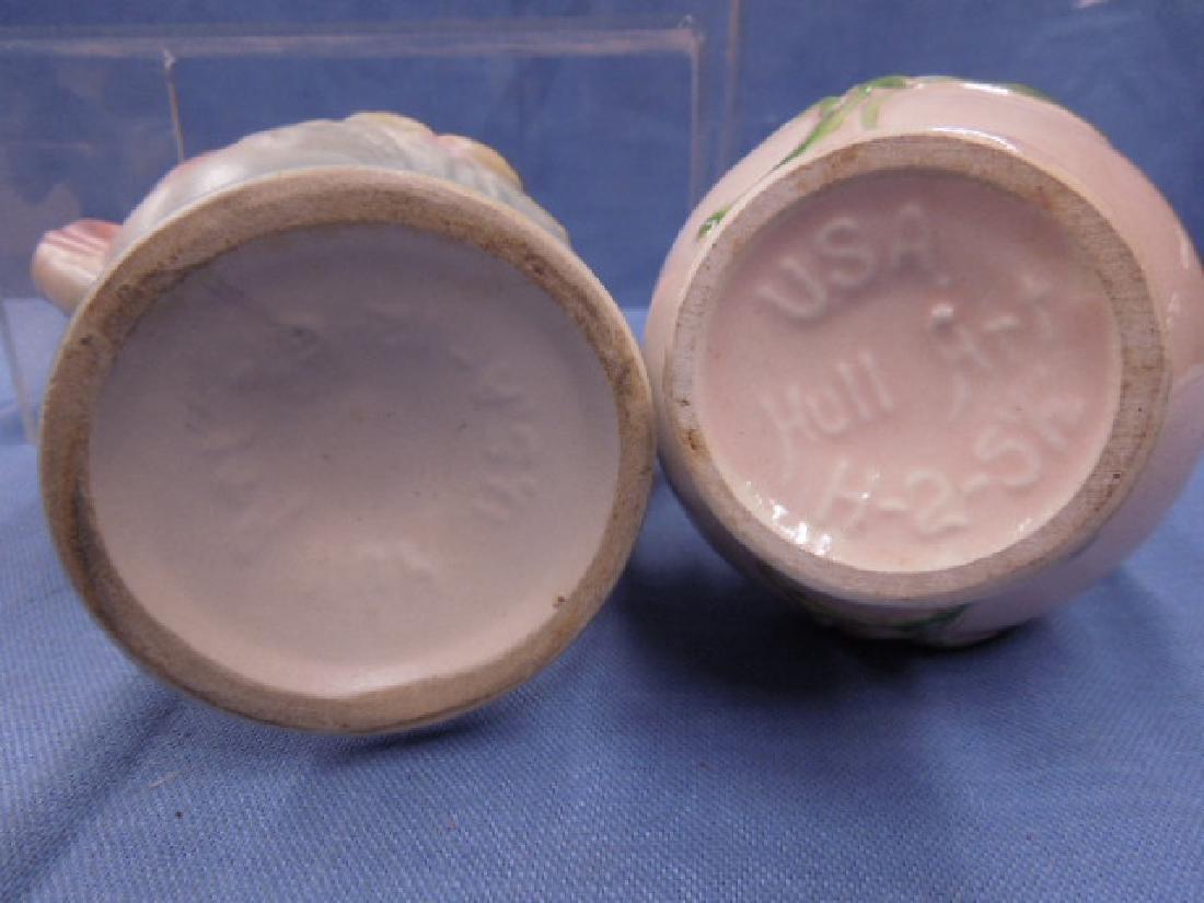 Hull Art Pottery Vases - 5