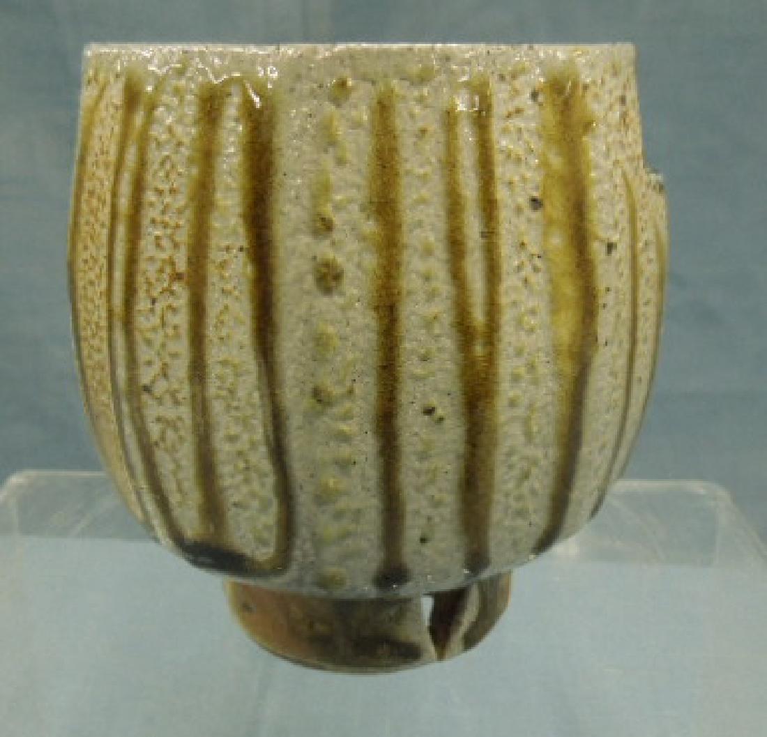 Jeffrey Oestreich Studio Pottery Vase - 2