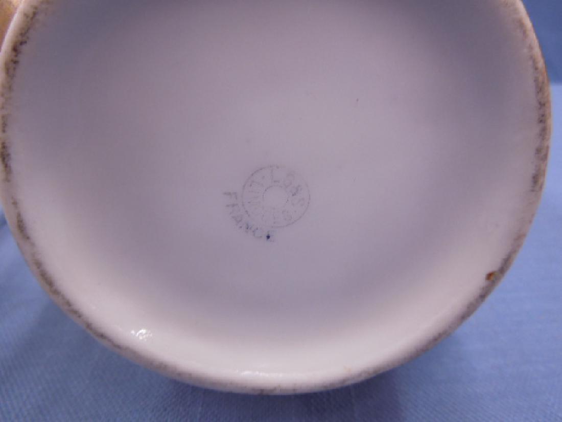 Limoges Porcelain Chocolate Pot - 6