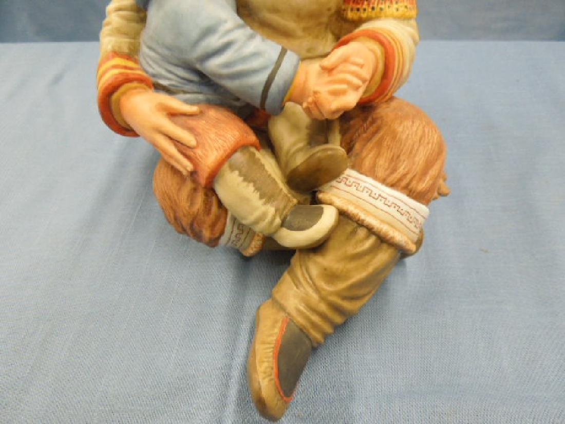 Kaiser Porcelain Motherhood Figure - 3
