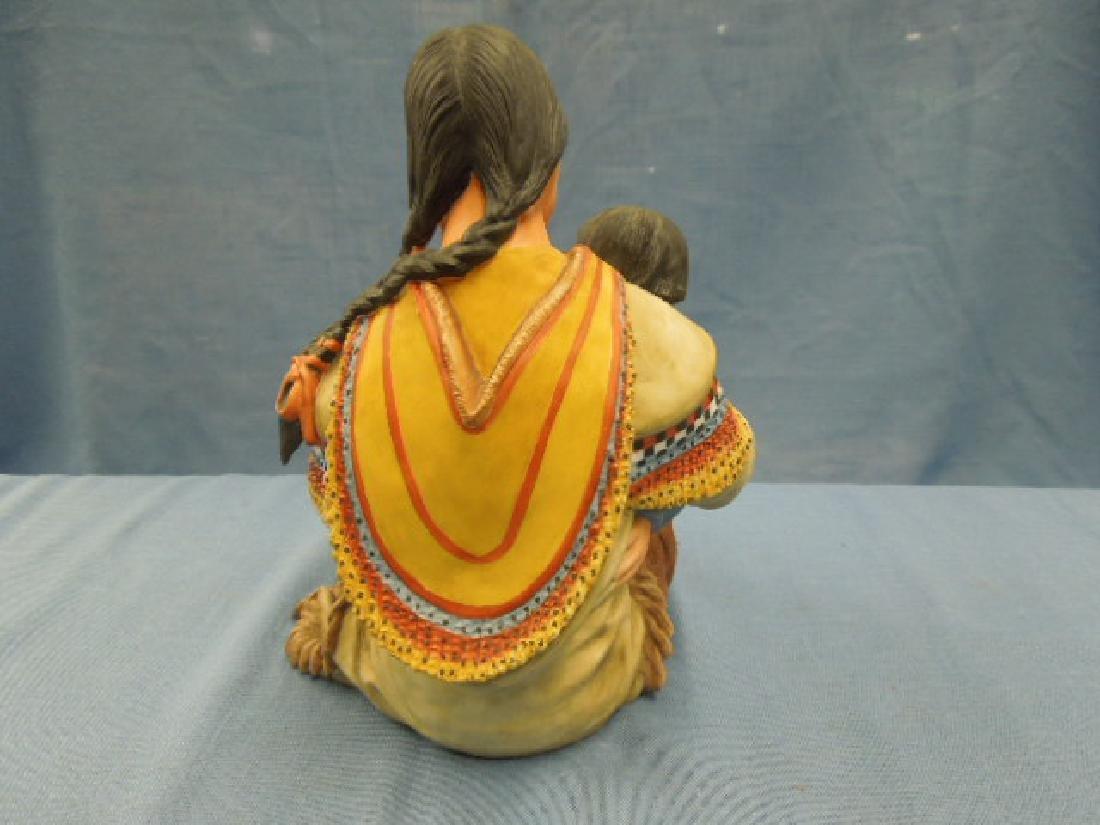 Kaiser Porcelain Motherhood Figure - 4