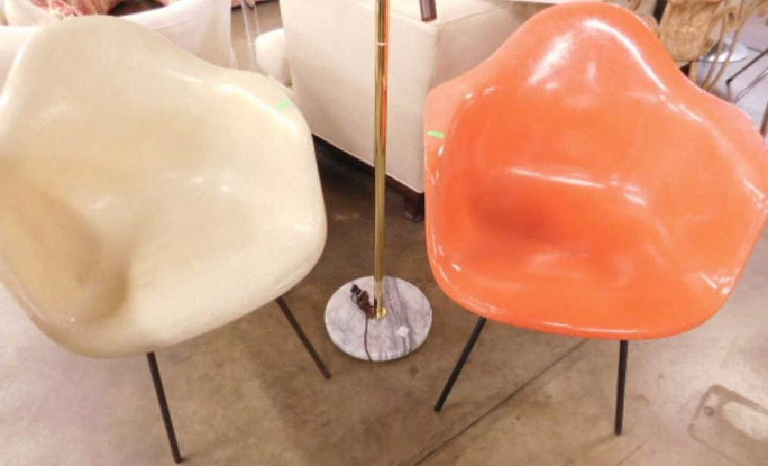 Herman Miller Fiberglass Shell Chairs