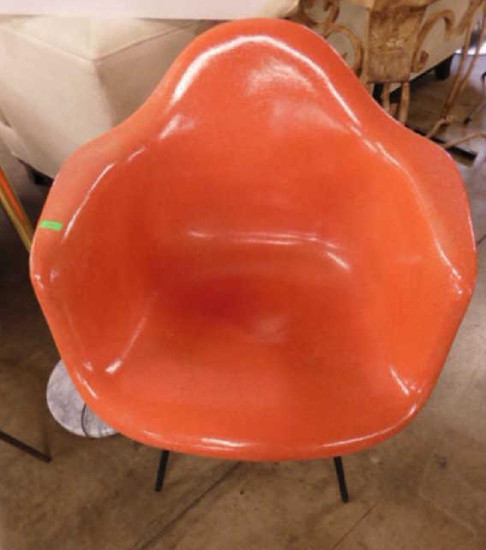 Herman Miller Fiberglass Shell Chairs - 3