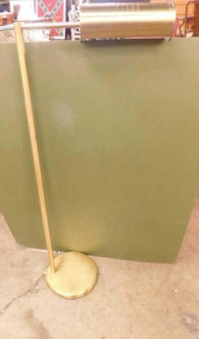 Nessen Studio Model 953 Brass Floor Lamp - 3