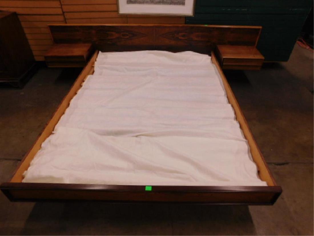 Westnofa Furniture Co. Rosewood Bed