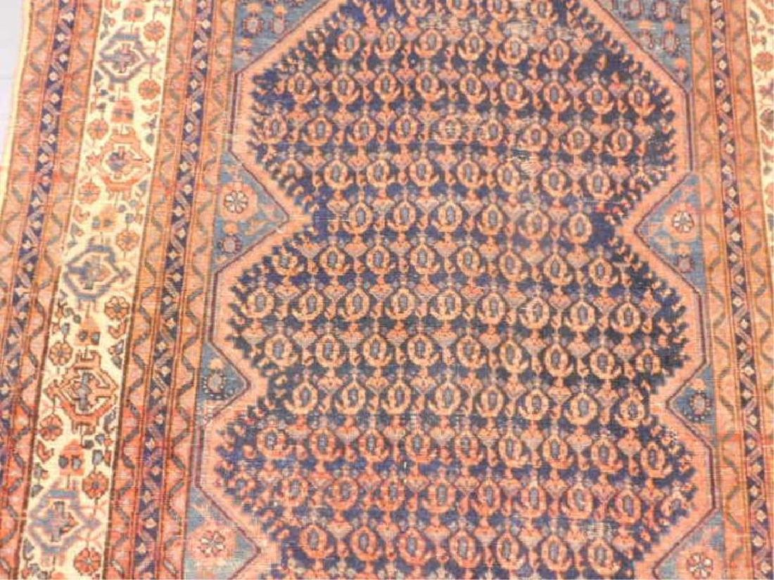 Antique Karabagh Area Carpet - 3