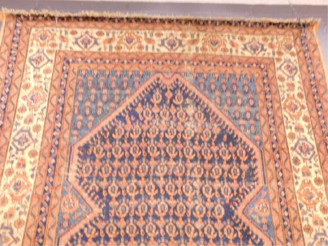 Antique Karabagh Area Carpet - 4