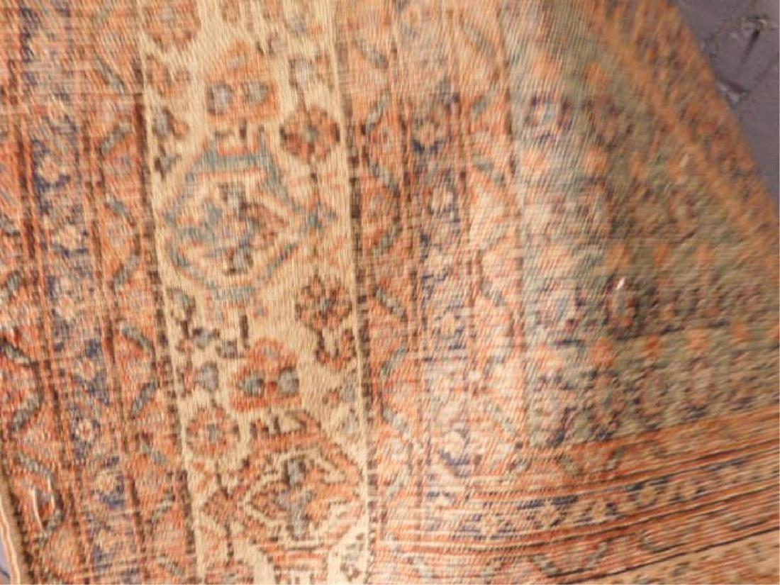 Antique Karabagh Area Carpet - 5