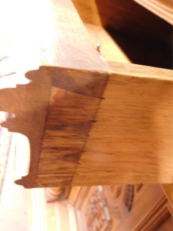 Renaissance Revival Walnut Sideboard - 9