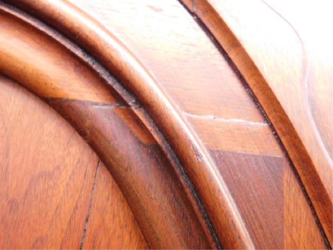 Victorian Walnut Armoire - 6
